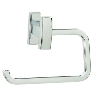 Alno Creations Bathroom Accessories - Arch Bath Single Post Tissue Holder in Polished Chrome