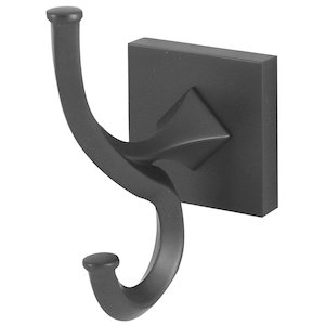 Alno Creations Bathroom Accessories - Contemporary II Robe Hook in Bronze