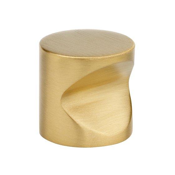 Alno Creations Shop: A823-1-SB | Knob | Satin Brass | Alno ...