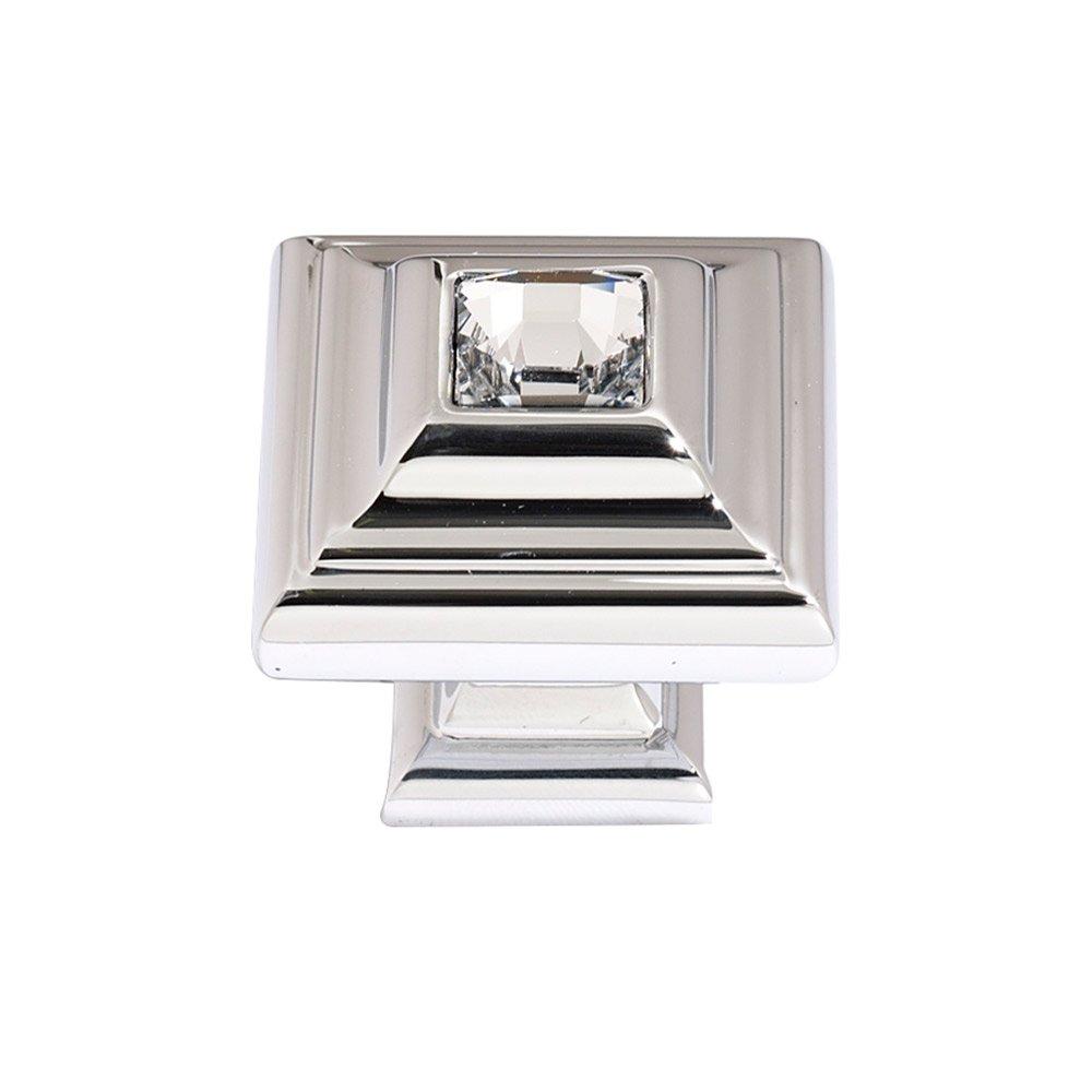 Alno Creations Shop: C213-CLR/PC | Knob | Swarovski Crystal ...