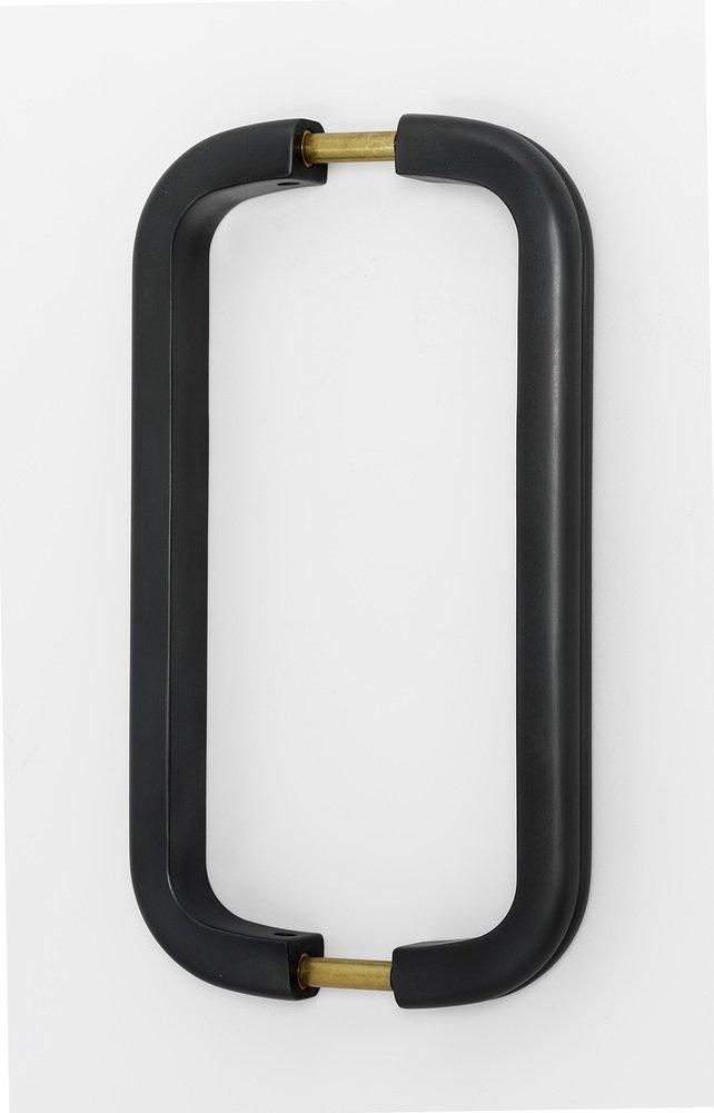 towel rack for cabinet door