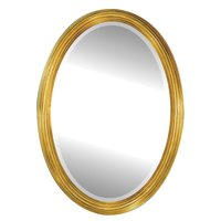 "Alno Inc. Creations - Mirror - 22"" x 32"" Mirror with Antique Gold Frame"